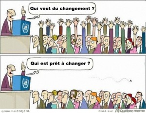 changement ressources humaines